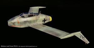 Blohm und Voss P210 Abstract