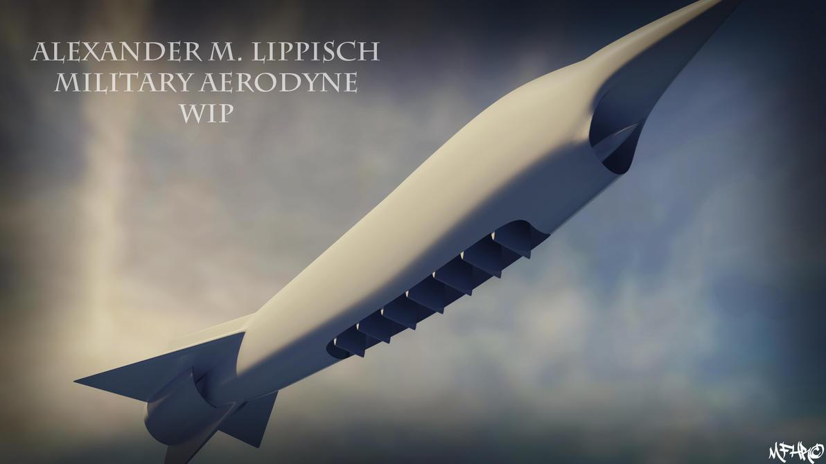 dr alexander m lippisch military wingless aircraft by hamzalippisch