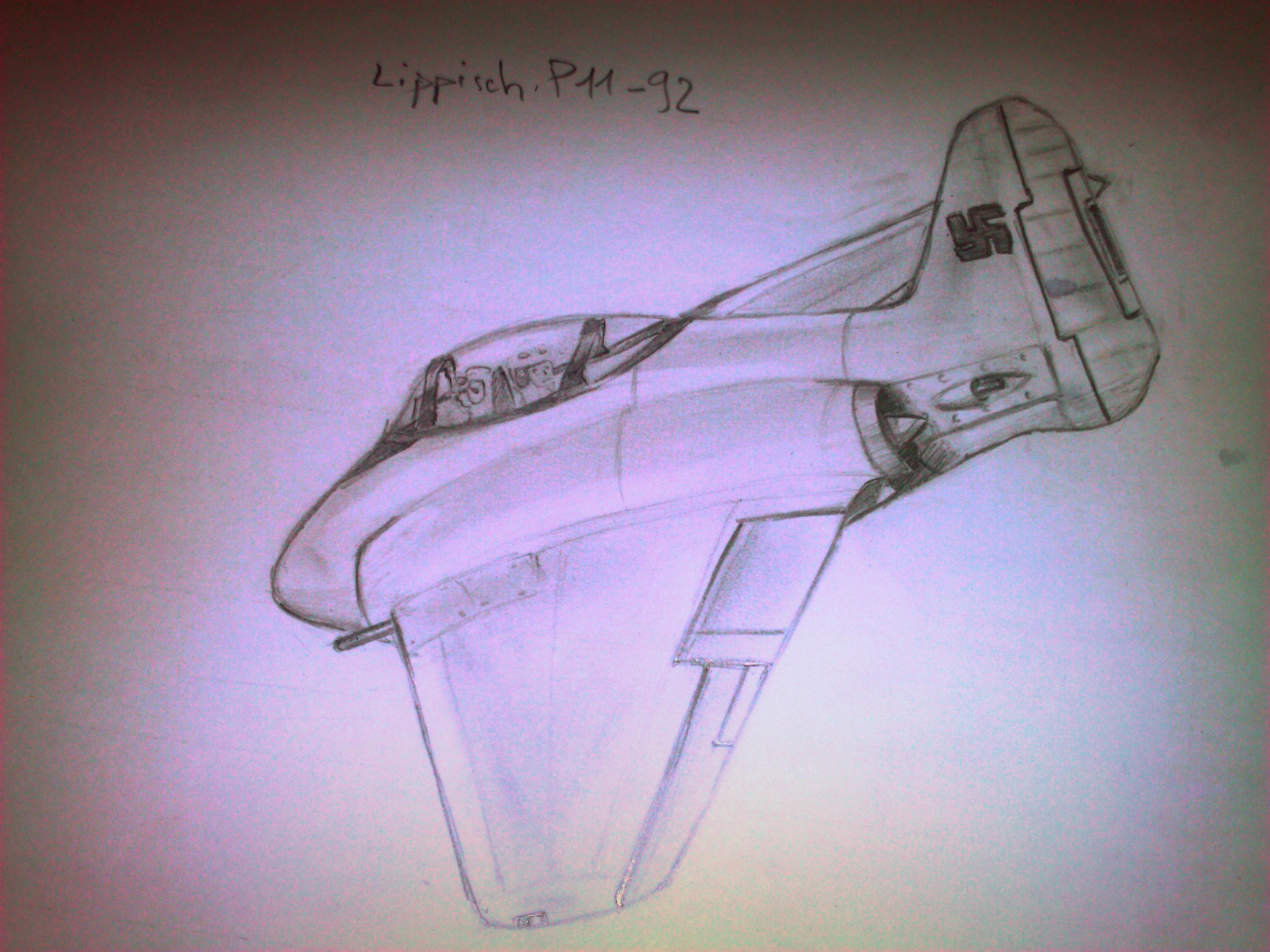 Lippisch P11-92