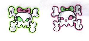 Cute lil skullies