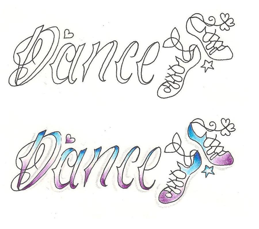 Freebies Tattoo Designs Dance By TattooSavage On DeviantArt