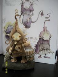Goblin by TattooSavage
