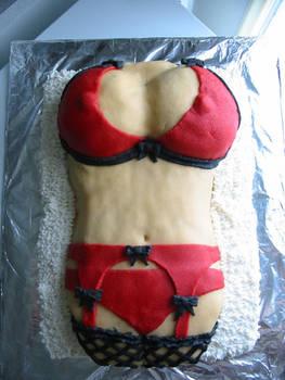 Booby Cake