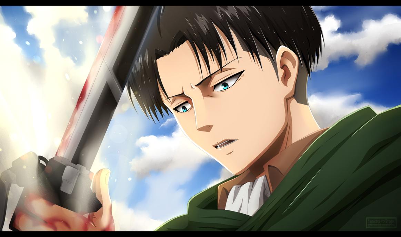 Shingeki no Kyojin - Levi by KortrexShingeki No Kyojin Levi Manga