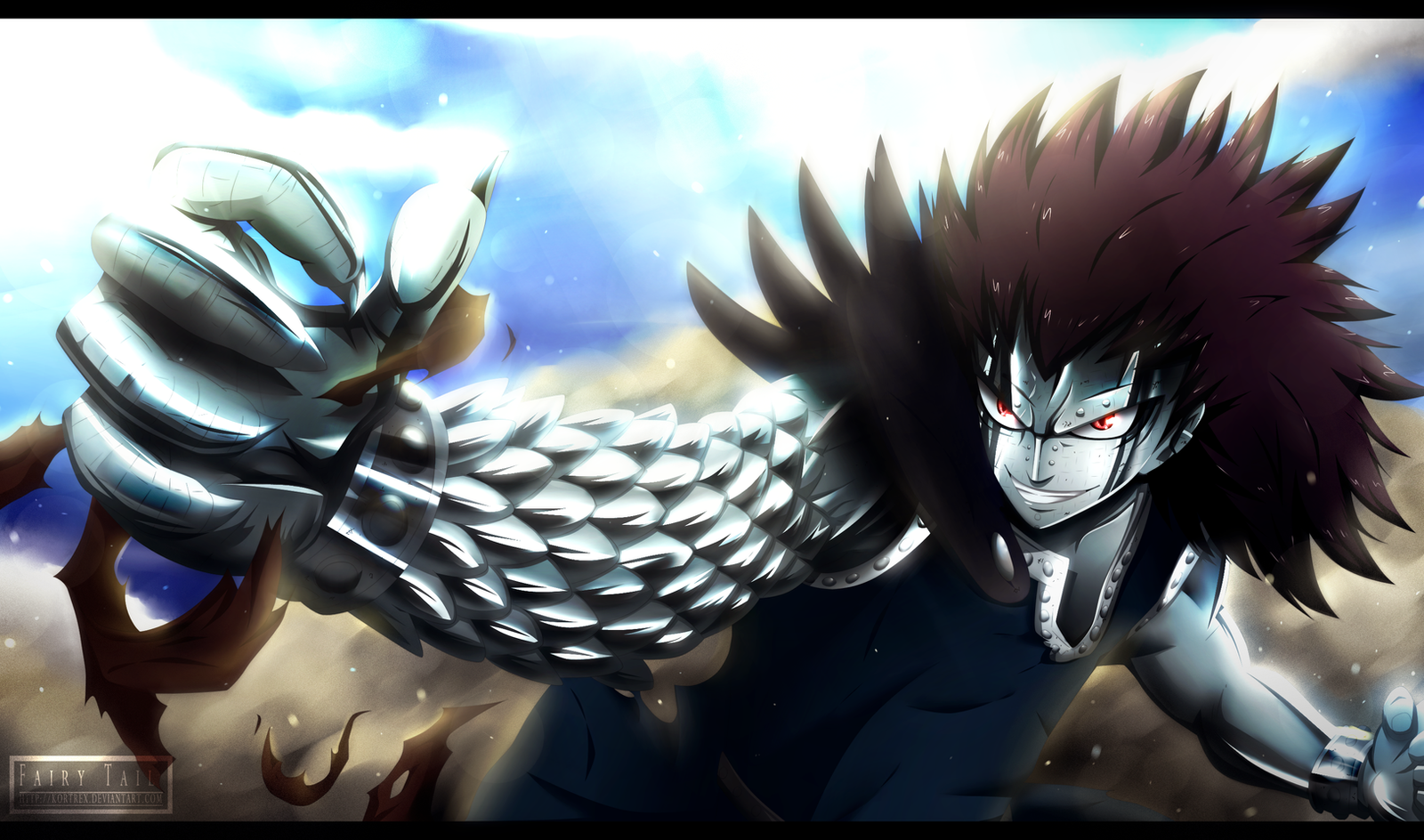 Gajeel Redfox Dragonforce