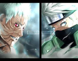 Naruto chapter 686 -  COLLAB