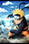 Naruto - Rasengan