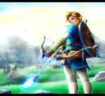 The Legend of Zelda: Breath of the Wild - Link