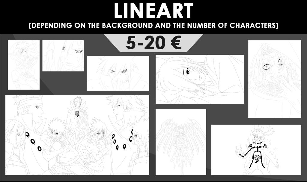 Commission info LA by Kortrex