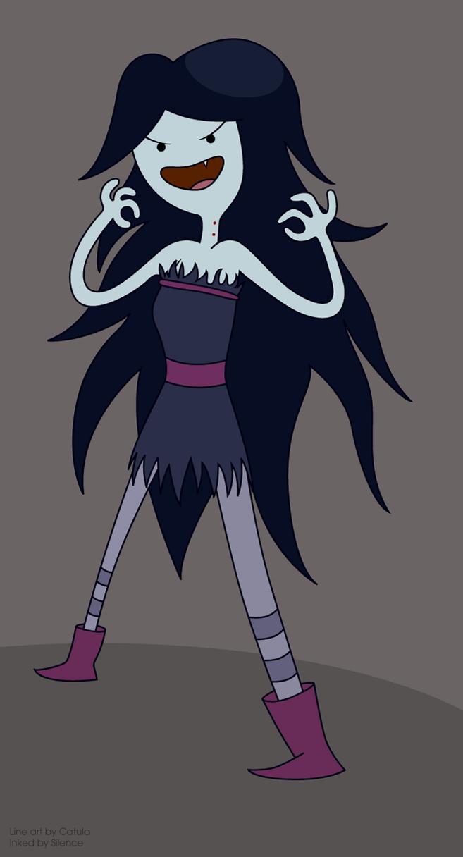 Marceline by Kahilum