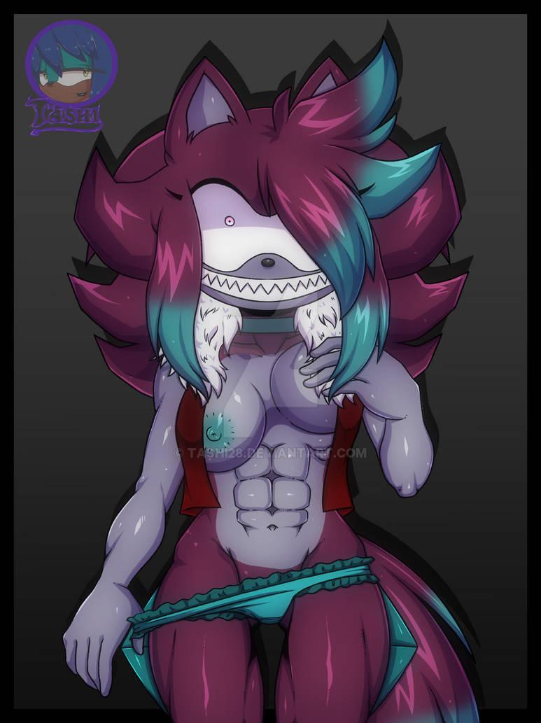 purpleheartvenus oc commission by tashi28 dej2798