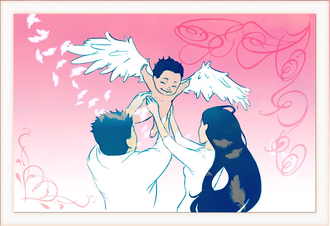 Angel by hai-lo