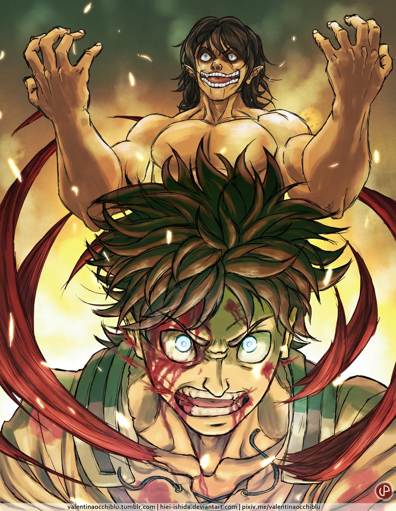 Attack on Titan by Hiei-Ishida on DeviantArt