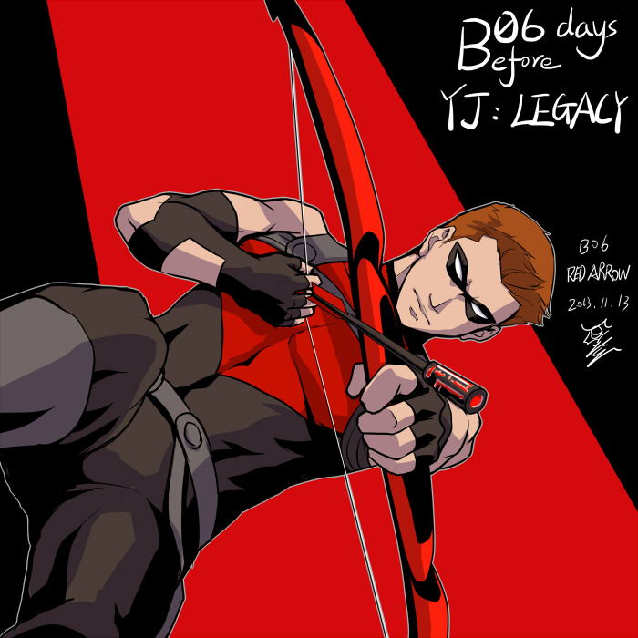 Young Justice Legacy count down 06 by riyancyy777