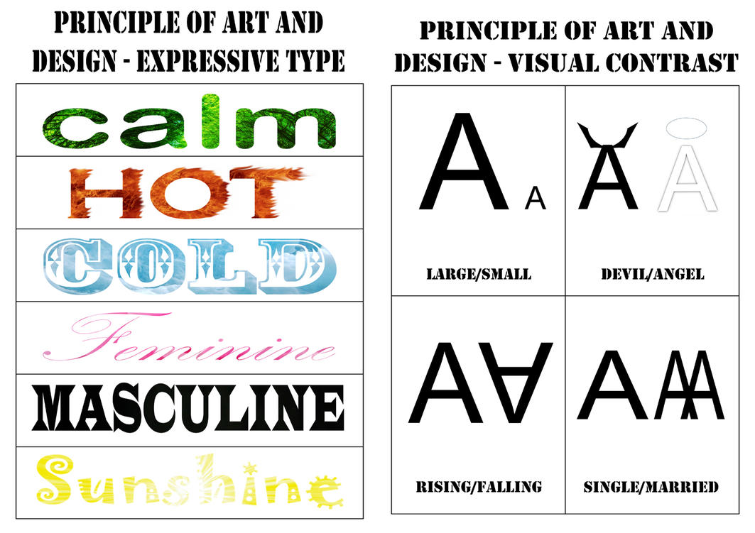 Principles Of Art And Design : Principle of art and design by davienvalentine on deviantart