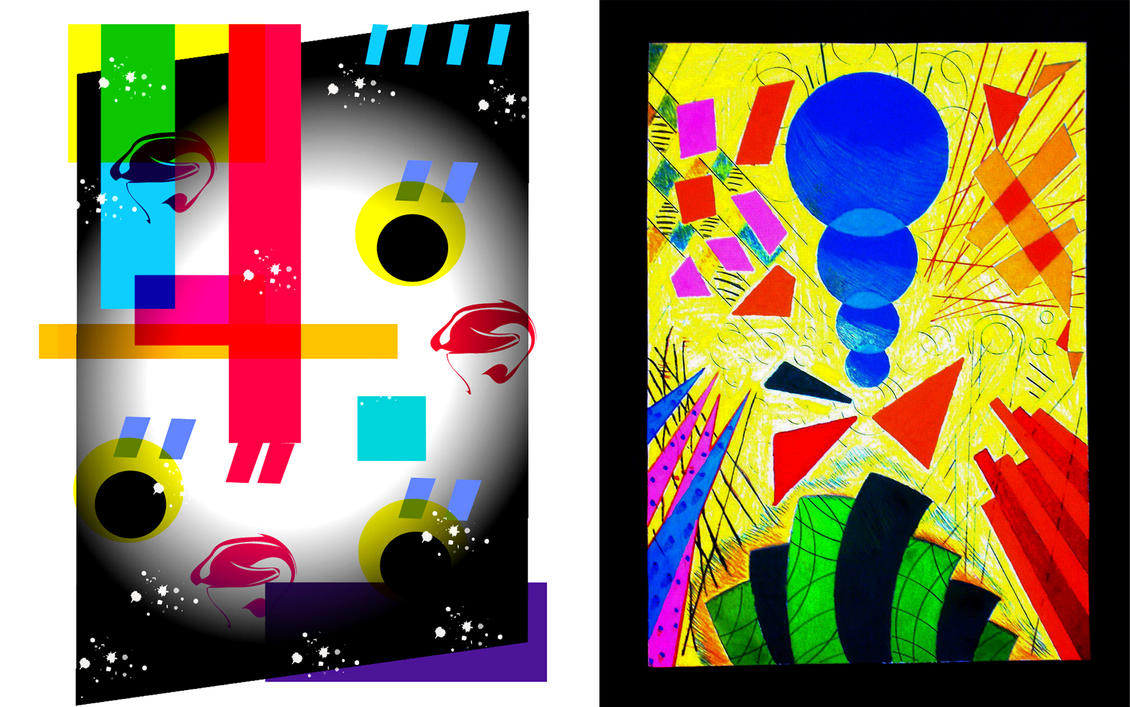 What Is Shape In Art : Abstract art shape by davienvalentine on deviantart