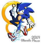 Sonic redesign!