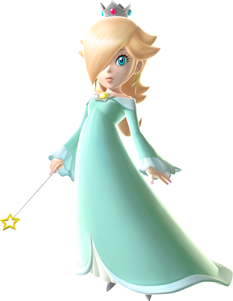 Lost and Found in the Stars: Rosalina TG/TF/AP by ...