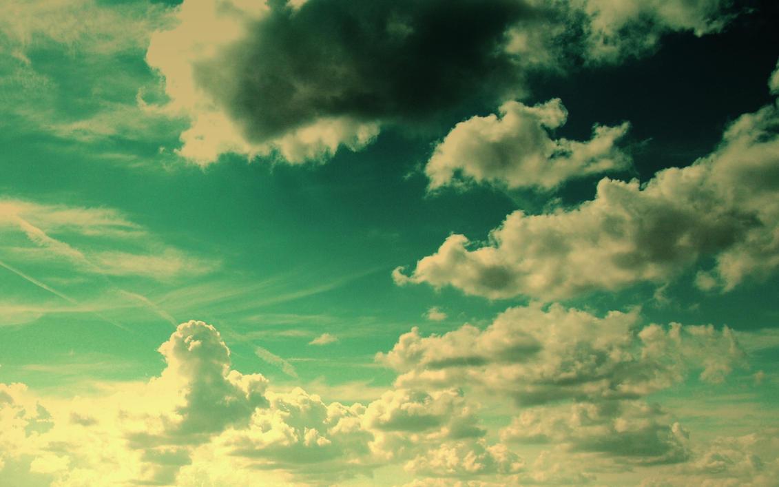 The Ocean Above Us by mangosango
