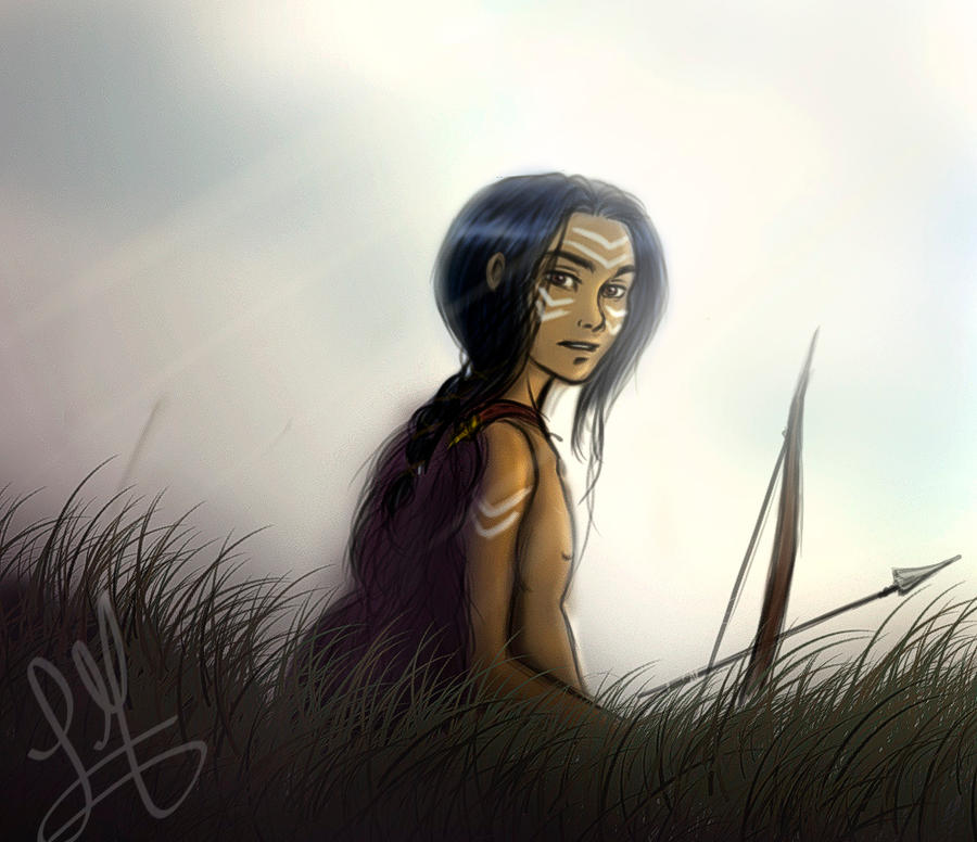 atreyu fanart by raurenred on deviantart