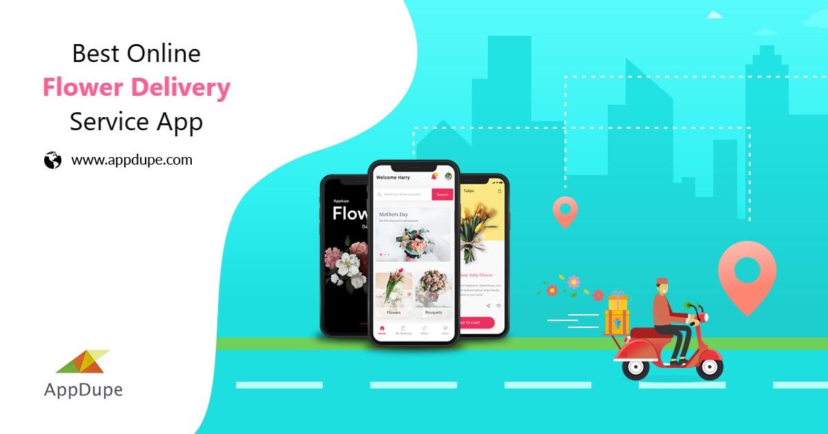 Best Online Flower Delivery Service App