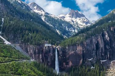 Bridal Veil Falls by 311Matman