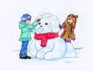 Snowy Poshul