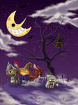 Halloween Mandragora Team