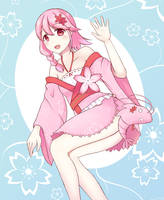 Sakura Ebi by VanillaFox2035