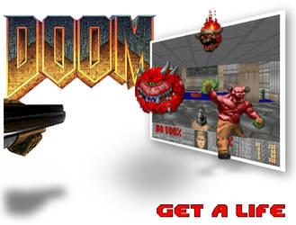 Doom - get a life by keler666