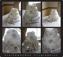 Wedding Cake 2 by elainewhy
