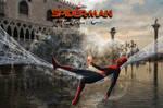 Spider-Man Far From Home Fan Art Poster