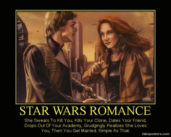 Star Wars Romance