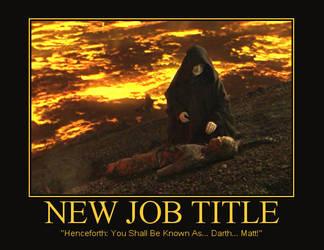 New Job Title by katarnlunney