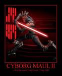 Cyborg Darth Maul II