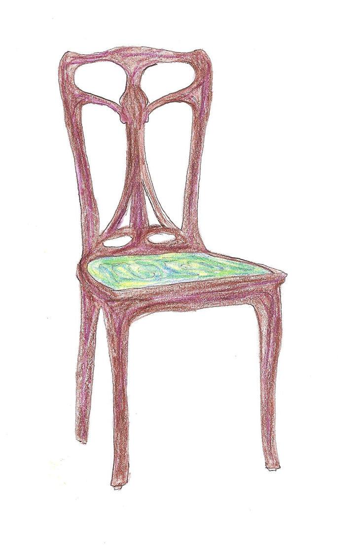 Nouveau Chair By Kateains On DeviantArt