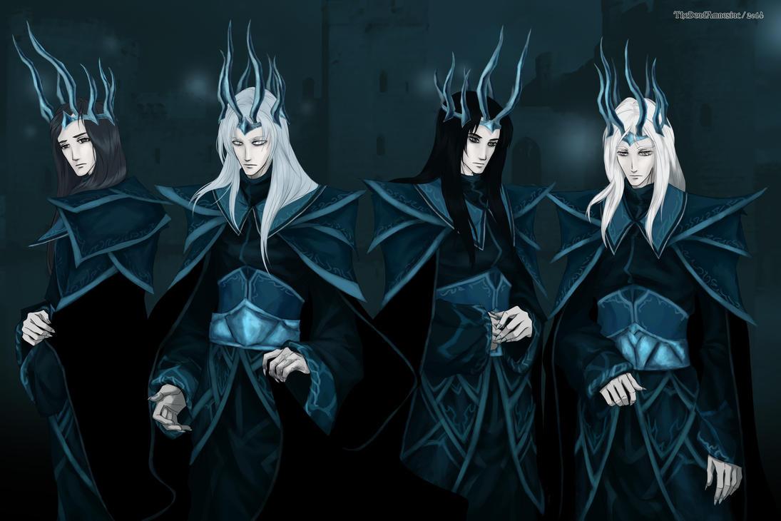 four kings regeln