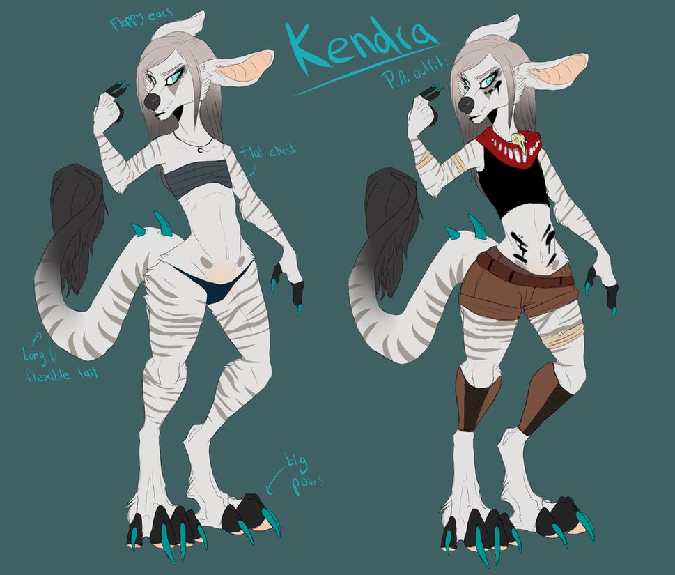 Kendra Ref 2016 by Toxist