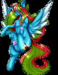[At] Media Smile (+SpeedPaint) by OhFlaming-Rainbow