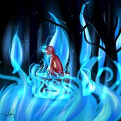Burn..... by OhFlaming-Rainbow