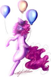 Pinkie pie by OhFlaming-Rainbow