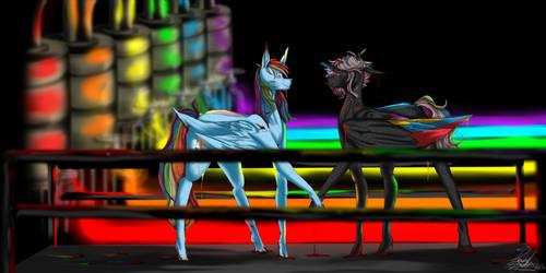 Rainbow Factory [Redraw]