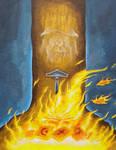 Burning Scripture