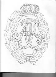 Ares Kingdom Sketch by Saevus