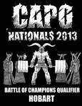 CAPO Nationals 2013