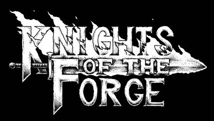 Knights of the Forge Logo by Saevus