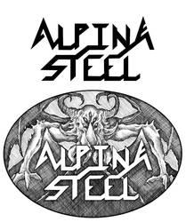 Alpine Steel Logo by Saevus