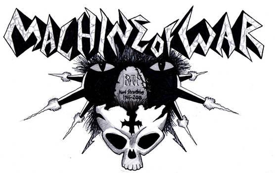 Machine of War Logo by Saevus