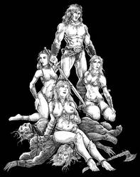 Son of Crom by Saevus