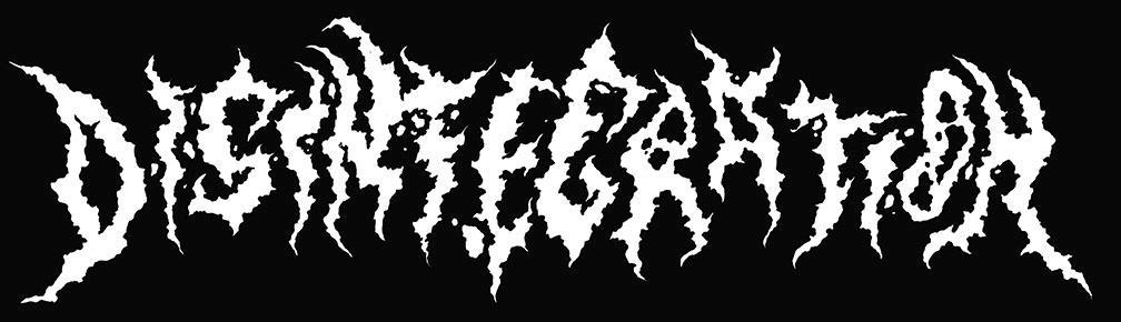 Disintegration Logo